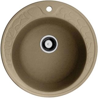 Описание кухонной мойки OMOIKIRI TOVADA 51-CA из материала Artgranit