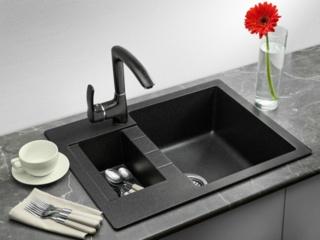 Различие конструкций современных смесителей для кухни