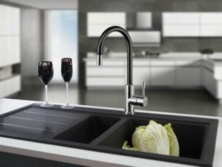 Подбираем смеситель для кухни – выбор стиля, цветового решения и дизайна